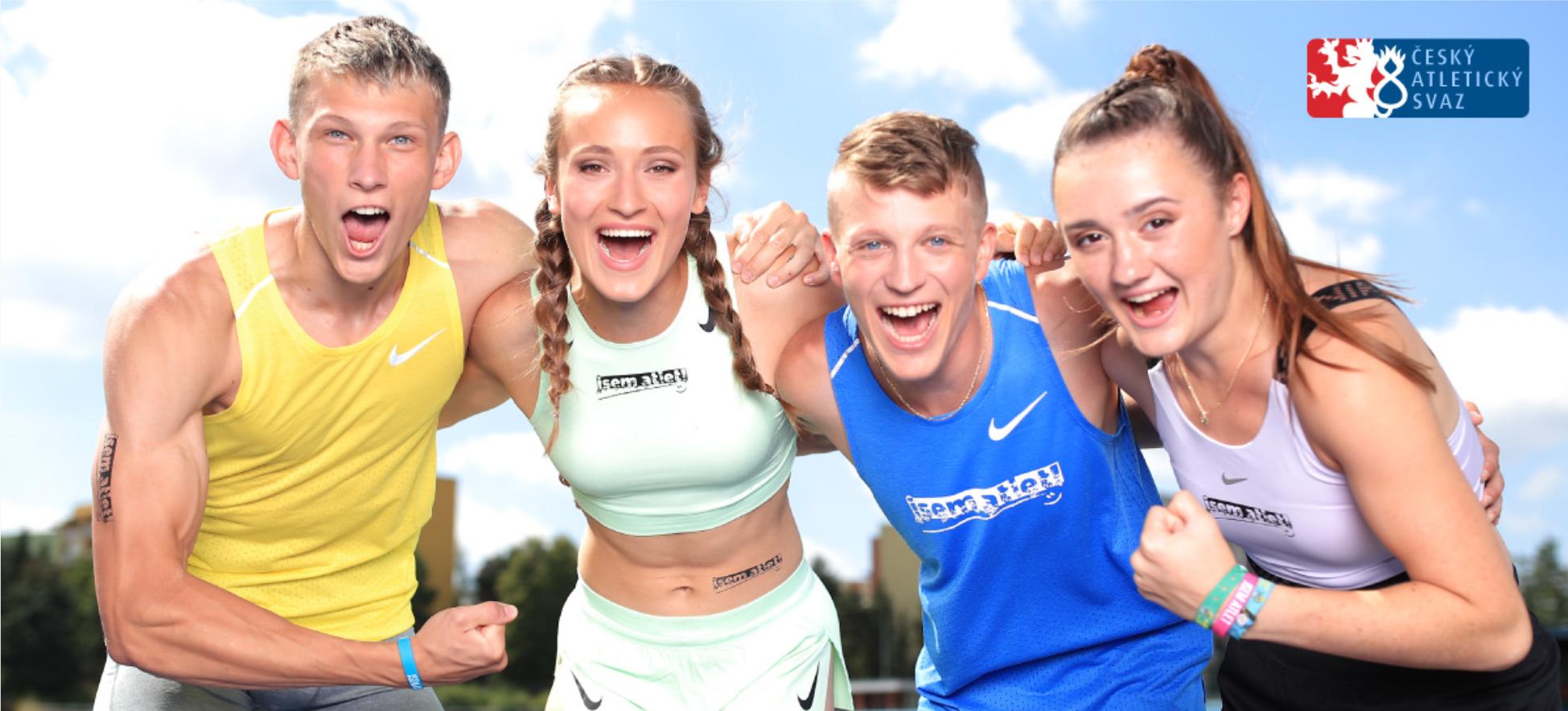 Atleti spolu na Jižní Moravě